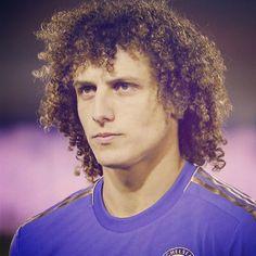 David Luiz. Chelsea FC.