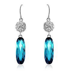 Eikoh Glass Shoe Long Earring Diamond Fashion Blue Austri... http://www.amazon.com/dp/B018C2EISC/ref=cm_sw_r_pi_dp_8Qdgxb0J4P1CZ