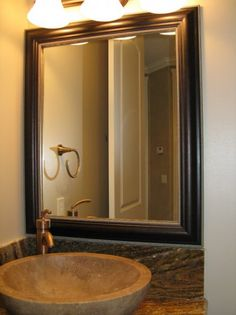 1000 images about frames for existing mirrors on pinterest