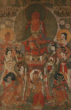 Art works Chinese Astrology, Hermitage Museum, Asian History, 12th Century, Deities, Buddhism, Medieval, Oriental, It Works