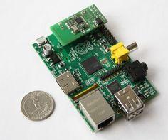 "RaZberry macht Raspberry Pi ""Ready for Smart Home"""