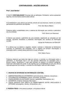 contabilidade-nocoes-basicas by zeramento contabil via Slideshare