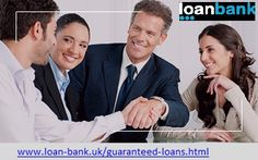 Loan Bank helps customers in finding deals on short term guaranteed loans that will depend on their circumstances. The guaranteed short term loans with no guarantor offer an opportunity to get funds to meet unexpected monetary crisis. Find more information, at: www.loan-bank.uk/guaranteed-loans.html