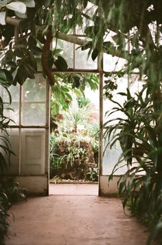 Who doesn't want a little greenhouse attached to their home