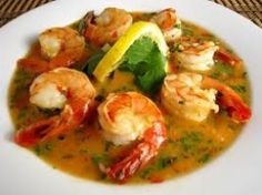 Lemon Olive Oil Shrimp Recipe