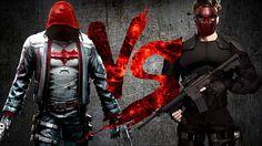 КРАСНЫЙ КОЛПАК против ГРИФТЕРА   RED HOOD vs GRIFTER [CT Fight Club   DC...