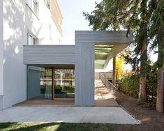 OFIS architects: villa T extension