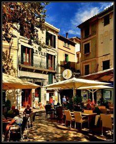Coffee in Mallorca