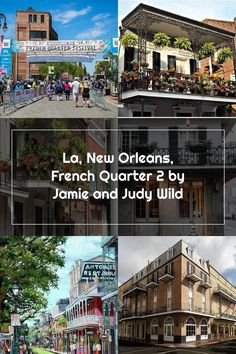 La, New Orleans, French Quarter Metal Print by Jamie and Judy Wild New Orleans French Quarter, Mansions, House Styles, Metal, Luxury Houses, Metals, Palaces, Mansion, Mansion Houses