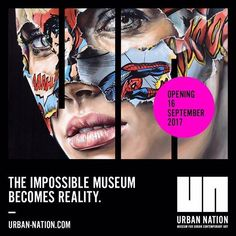 Can't wait to get back to Berlin next week for the opening of 'UNSTOPPABLE' at the Urban Nation Museum for Urban Contemporary Art @urbannationberlin on Saturday, September 16. • Four years have passed as the foundation has been built through numerous special events the world over. Now the time has come for the doors to open and for the world to experience 'UNSTOPPABLE', the inaugural exhibition at the Urban Nation Museum (UN). Under the direction of Yasha Young we are honored to have helped…