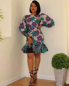 Women African Clothing, African Print Dress for Women, African Clothing, Ankara Dress, African Cloth - Women's style: Patterns of sustainability Trendy Ankara Styles, Ankara Gown Styles, Ankara Dress, Dress Styles, African Fashion Ankara, Latest African Fashion Dresses, African Print Fashion, Africa Fashion, African Style