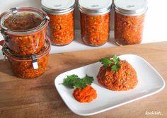 Dieses Rezept für Djuvec-Reis ist unser Familienrezept, dass über Generationen weitergegeben wurde. So muss er schmecken!