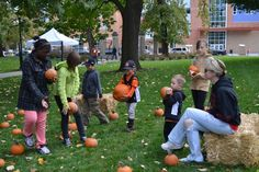 Event:    Kids Fall Fest  Start:    October 27, 2012 2:00 pm  End:    October 27, 2012 4:00 pm    Kids Fall Fest is the perfect time to get into the Halloween spirit! Every Saturday in October, you can play games and win cool prizes, clown around with circus performers, and get your face painted to look like your favorite animal. Or, you can stop by our pumpkin patch, pick your favorite, carve it and take it home with you as a souvenir!