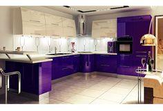 Virtuvės interjeras - Spalvų deriniai virtuvėje | Domoplius.lt