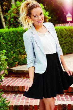 Chic Peek: My February Kohl's Collection.  I love Lauren Conrad,