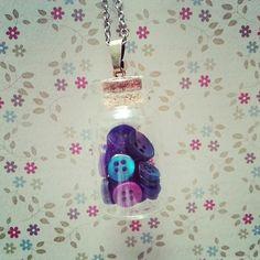 The handmade vintage heberdashery inspired purple by maxollieandme