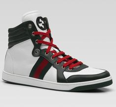 Gucci Sneakers. $535 I WANT THEM!!