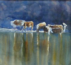 Paintings - prices include courier with in New Zealand, please contact me for overseas postage options. New Zealand Landscape, Artist Painting, Paintings, Watercolor, Studio, Pen And Wash, Watercolor Painting, Paint, Painting Art