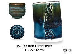 C-27 Storm : (C) Celadon : High Fire Glazes | AMACO