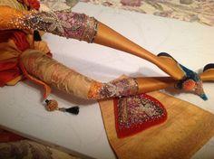 Кукольная мастерская ANNADAN: Продолжение.