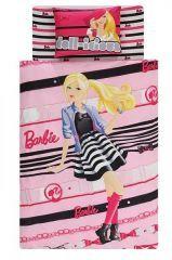 Taç Lisanslı Nevresim Takımı Barbie Dollıcıous
