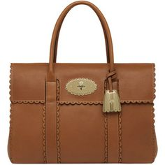 Mulberry Cookie Bayswater.  Step aside Michael Kors, there's a new object of my desire.