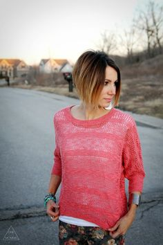 ONE little MOMMA: Spring Trends: Coral and Floral