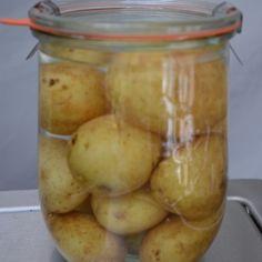 Aardappelen inmaken wecken