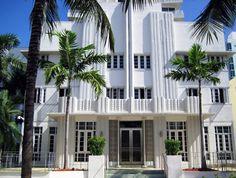 Photo miami edificio art deco in Miami - Pictures and Images of Miami