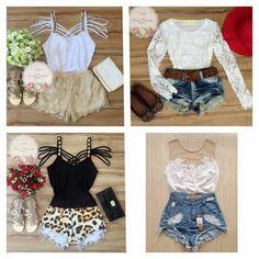 Moda feminina ♡