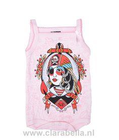#SB T #pirate #girl #Six #Bunnies #Baby #body #dig #it