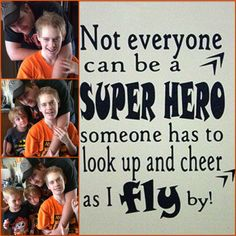 Our Super-Hero(( :