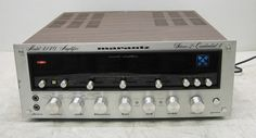 Vintage Marantz 4140 Stereo 2 Quadradial 4 Amplifier for Parts Repair | eBay