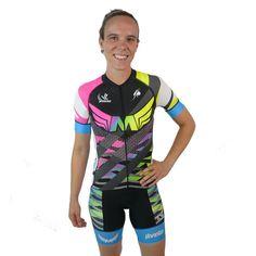 Women's SDP Jersey : Mackenzie Madison Collection Womens Cycling Kit, Cycling Suit, Bike Wear, Cycle Chic, Sport T Shirt, Suits, Bike Stuff, Swimwear, How To Wear