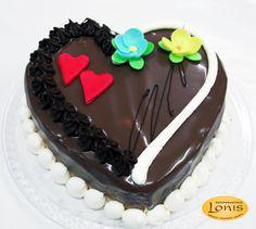 Τούρτα - Αγ.Βαλεντίνου #valentinesday Valentines, Cake, Desserts, Food, Valentine's Day Diy, Tailgate Desserts, Deserts, Valentines Day, Kuchen