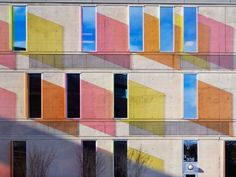 Child and Family Research Institute, Vancouver, Canada  by: MCM Partnership, Renante Go-Soco Solivar