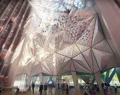 Zaha Hadid's Macau dream hotel - Architecture Lab