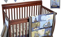 Top 10 Nautical Infant Bedding Ideas