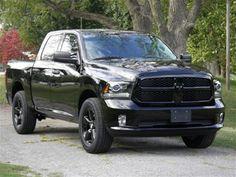 2014 RAM 1500 Tradesman/Express Crew Cab at Hosick Motors in Vandalia, IL (618) 283-2424