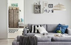 IKEA IDEAS  Harmonize your home with one accent color ....