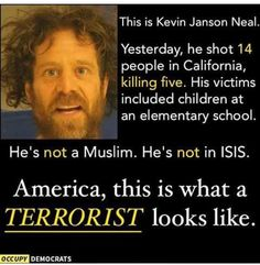 Stop selling guns to the mentally ill!!! More comprehensive laws can prevent some of these domestic terrorist attacks.