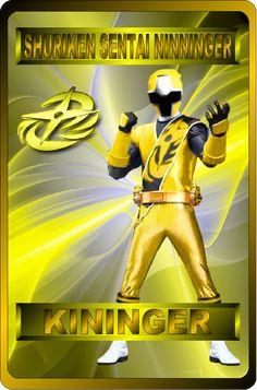 Kininger by rangeranime
