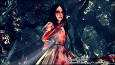 XNALara , PhotoShop and PhotoScape Game : Alice Madness Returns Model : Alice Liddell AliceHysteria Release by Coldness Alice In Wonderland Artwork, Alice Liddell, Alice Madness Returns, Paint Shop, Queen Of Hearts, Gothic Girls, Fairy Tales, Aqua, Fan Art