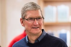 Bid on Lunch With Tim Cook for a Good Cause