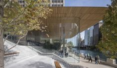 Gallery of Apple Store Michigan Avenue, Chicago / Foster + Partners - 1