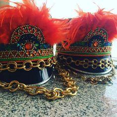 His and hers oh they look so damn good! #festivalbabe #burningmanhat #burnerguy #burnergirl #bandhat #customhat #festivalhat #robotheart #burningman #burningmanfashion #burningmancostume #festival #dc10 #deserthearts #ultra #coachella #bpm #Goddess #plur #edm #burningman #burner #burnerhats #gypsy #nomad #festivalfashion #bohochic #bohemian #ibiza #ibizastyle