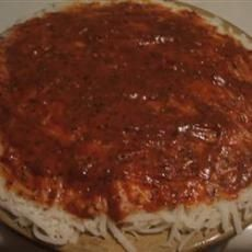 Essanaye's Pizza Sauce