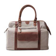 Amazon.com : Kelly Moore Jude Canvas & Leather Multifunction Large Camera Shoulder Bag - Khaki : Camera & Photo