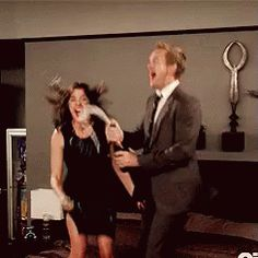 Excited GIF - Excited Himym - Discover & Share GIFs