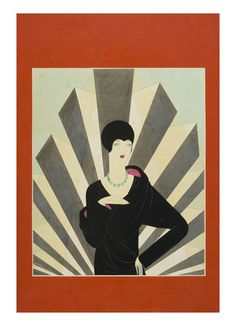 Vogue - March 1927 Giclee Print